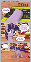 Twilight time travels for some reason by Muffinsforever