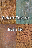 Assorted photoshop textures by TomRolfe