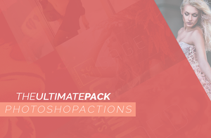 The Ultimate Pack | 70+ Actions by ShekFilters