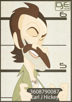 My Name is Earl - Earl Hickey by johnnymartini