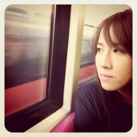 Deep in her thoughts.. by derrickheng