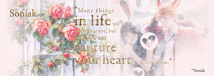 FB Cover capture the heart by sk by soniakr