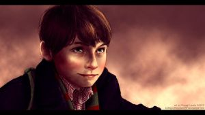 Jared Gilmore by greggileano