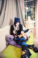 Panty and Stocking with Garterbelt - Stocking by rolan666