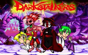 Darkstalkers mini vol2 by punxsie