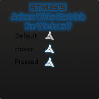 Animus White Start Orb by Stinky-Tech
