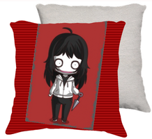Its a jeff pillow by shadowlover40