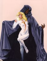Cloak and Dagger by AllisonSohn