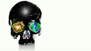 Prophetic Skull X by TOXICVADER