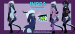 Indra the Dragoness by Sinx-Pancake