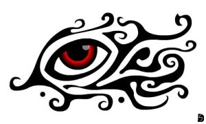 Tribal Eye by GifHaas