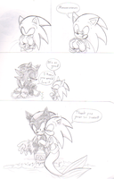 Sonadow: Forbidden Feelings Comic 6 by sonicartist16