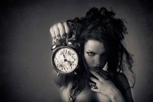 Time illusion by Silecia