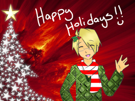 Happy Holiday! by american-pants