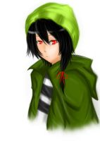 Green... by chiihime-chan