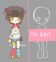 P2U Base + raffle ! by Ruunii