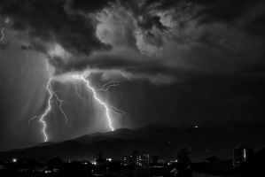 Thunderstorm by Eloren