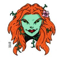 POISON IVY-colored by chungusamongus