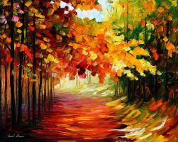 NATURES WISHES by Leonidafremov