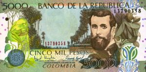banknotes - COLUMBIA no.4 by gapystock