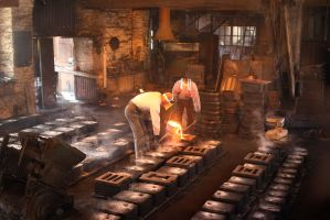 Blists Hill Foundry 2 by James-Marsh