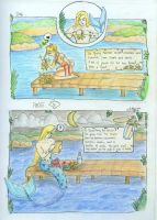 The Merman Story page 5 by seawaterwitch