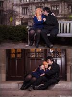 SAO: Out On a Date by CosplayerWithCamera