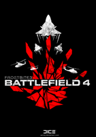 Battlefield 4 fanmade poster by Amrey