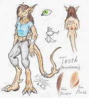 Teoth by Paperiapina