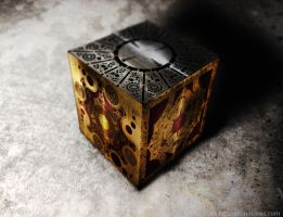 The Unknown Box by steelgohst