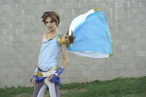 Fallacious Wanderer - Bartz by mrkittycosplay