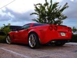 Little red Corvette by AsianBaconNation