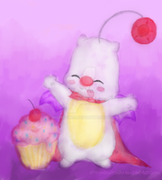 Sweet , kupo! by NiGHTSHAO