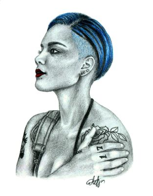 HALSEY by Tenth10