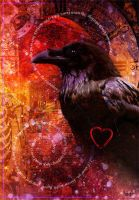 raven heart by archeon