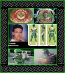 M.M.P.R. - What if Jason was Green Ranger ?. by DoctorWhoOne