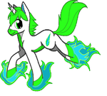 Solar Green by ColourfulKitteh