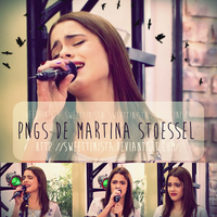 Pngs Martina Stoessel ST by SweetTinista