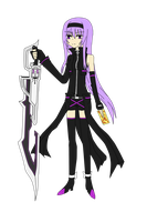 Elsword OC - Sion, 2nd Job (III) - High Shaman by NeneRuki