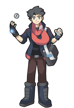 XY/ORAS Fullbody Experiment by Ravenide