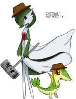 Pokemans are Serious Buisness by Resistance-Of-Faith