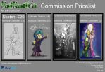 Commission Price List 2017 by Mad--Munchkin