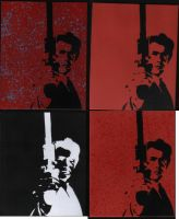 Dirty Harry by PoeticOddity
