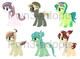 MLP Adopts batch [OPEN 3/6] by Pwn3-adopts