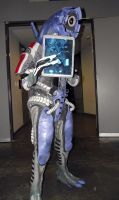 A Geth from Mass Effect at 2014 Sydney Supernova by rbompro1