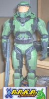 Halo Master Chief PePaKuRaFile by billybob884