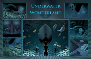 Underwater Wonderland by Metallicfire0