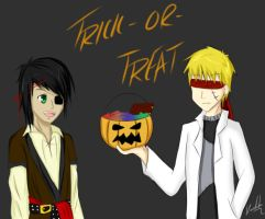 LC: Treat Mission by ShinYuugen