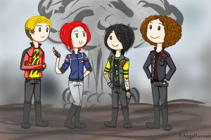 My Chemical Romance - Killjoys by AngelLove96