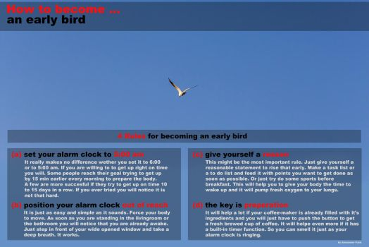 How-to-became-an-early-bird by Jameshkin123